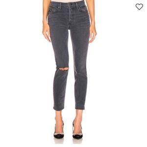 NWT GRLFRND The Karolina High Waist Skinny Jeans